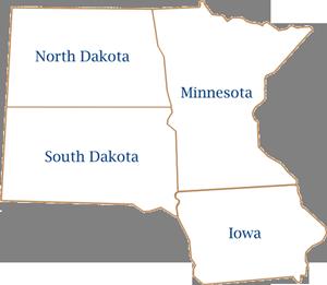 States where we serve