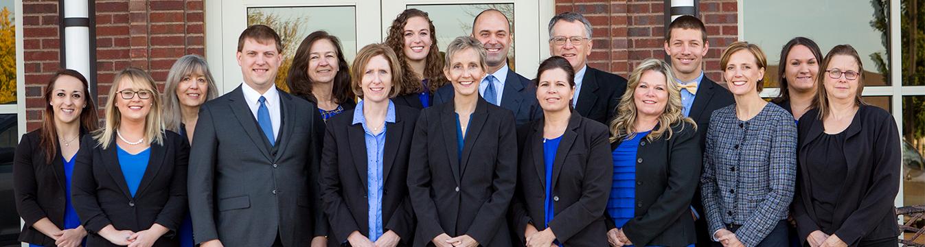 Thompson Law team